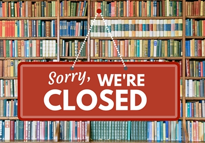 Father's Day - Library CLOSED