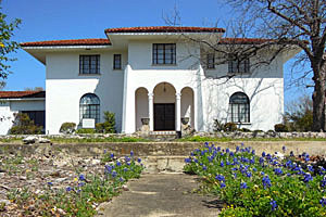 The San Antonio Genealogical and Historical Society library is located at 611 Melissa Drive in San Antonio, Texas.